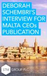 Featured Image - Debora Schembri Malta CEOs Interview