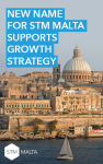 2021-01-13 New name for STM Malta supports growth strategy